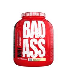 BAD ASS - WHEY - 100% WHEY PROTEIN CONCENTRATE - 5 LBS - 2270 G táplálékkiegészítő