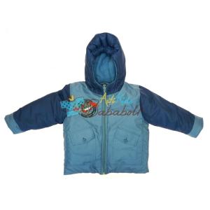 Transformers bélelt nagyfiús téli kabát (méret:104-134)
