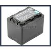 Panasonic SDR-HS60 3.7V 3580mAh utángyártott Lithium-Ion kamera/fényképezőgép akku/akkumulátor