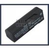 Pentax D-LI72 3.7V 660mAh utángyártott Lithium-Ion kamera/fényképezőgép akku/akkumulátor