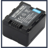 Panasonic HDC-SD900 Series 7.2V 1250mAh utángyártott Lithium-Ion kamera/fényképezőgép akku/akkumulátor