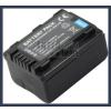 Panasonic HDC-SDX1 Series 3.7V 1790mAh utángyártott Lithium-Ion kamera/fényképezőgép akku/akkumulátor