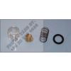 Ülepítő pohár, tömítő gumi, rugó vagy szűrő