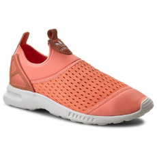Adidas Cipők adidas - Zx Flux Adv Smooth Slip On S75740 Sunglo/Sunglo/Sorang