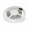 LED szalag 5050 - 60 LEDs Hideg fehér /nem vízálló/ 2126