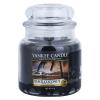 Yankee Candle Black Coconut illatos gyertya  411 g Classic közepes méret + minden rendeléshez ajándék.