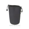 OPTech USA Snoot Boot WB-L objektív tok 11,4x20,3 cm, fekete
