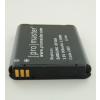 Samsung DV200 3.7V 880mAh utángyártott Lithium-Ion kamera/fényképezőgép akku/akkumulátor