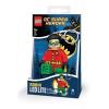 LGL-KE61-LEGO Kiegészítők-Robin világító kulcstartó