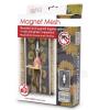 delight Szúnyogháló függöny ajtóra mágneses - napraforgós 100x210 cm