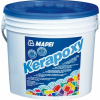 Mapei Kerapoxy antracit epoxi ragasztó - 10kg
