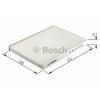 Bosch 1987432070 Pollenszűrő MERCEDES CLASSE C, CLC, CLK