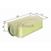 Bosch F026400133 Levegőszűrő Mercedes C, CLS, E, GLK