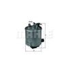 Mahle KL440/4 Gázolajszűrő, üzemanyagszűrő NISSAN NAVARA, PATHFINDER 2.5 DCi
