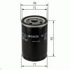 Bosch F026407027 Olajszűrő Mitsubishi Colt, Smart ForFour