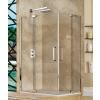 Aquatek Party R34 120x80/195 zuhanykabin átlátszó üveggel