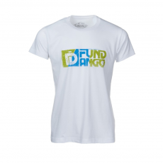 Fundango Basic T Logo 14 T-shirt D (1TO10114_100-white)