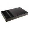 Akasa Galileo Thin Mini-ITX ház, OEM - fekete