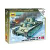 Zvezda Soviet heavy tank T-35 tank makett Zvezda 6203