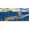 German U-boat Type tengeralattjáró makett HobbyBoss 87009