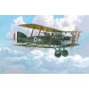 Bristol Fighter F.2b w Sunbeam Arab repülő makett Roden 429