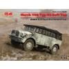 ICM Horch 108 Typ 40 Soft Top katonai jármű makett ICM 35506