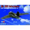 Me 163 Interceptor repülő makett HobbyBoss 80238
