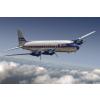 Douglas DC-6 repülő makett Roden 304