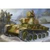 Hungarian light tank Told I(A20) tank harcjármű makett hobbyboss 82477