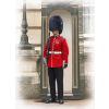 ICM British Queen's Guards Grenadier figura makett ICM 16001