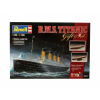 Revell Gift Set R.M.S.Titanic hajó makett revell 5727