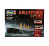Revell Gift Set R.M.S.Titanic hajó makett revell 5727 makett figura