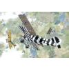 Fokker D.VII repülő makett Roden 415