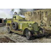 British Armoured Car Pattern 1914 katonai jármű makett Roden 803