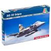 Italeri JAS 39 Gripen katonai repülő Italeri 1306