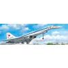ICM Tupolev-144D polgári repülő makett ICM 14402