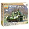 Zvezda British Tank Crusader IV tank makett Zvezda 6227