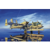 OV-1D Mohawk repülő makett Roden 413