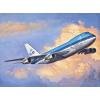 Revell Boeing 747-200 polgári repülő makett revell 3999