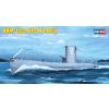 VII-A U-Boat, hajó tengeralattjáró makett HobbyBoss 83503