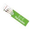 Flat Brush Pack ecset készlet Humbrol AG4302
