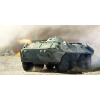 TRUMPETER Russian BTR-70 APC late version makett Trumpeter 01591