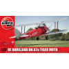 AIRFIX De Havilland DH.82a Tiger Moth repülő makett Airfix A01024