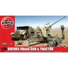 AIRFIX BOFORS GUN + TRACTOR makett Airfix A02314
