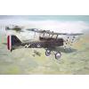 RAF SE5a w Hispano Suiza repülő makett Roden 602