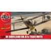 DH TIGER MOTH MILITARY repülő makett Airfix A01025
