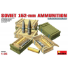 MiniArt Soviet 152-mm Munition makett MiniArt 35076