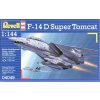 Revell F-14D Super Tomcat repülő makett revell 4049