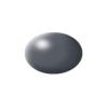 Aqua dark grey silk makett festék Revell 36378