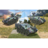 Revell Wiesel 2 LeFlaSys (Ozelot & AFF & BF/UF) katonai jármű makett revell 3205
